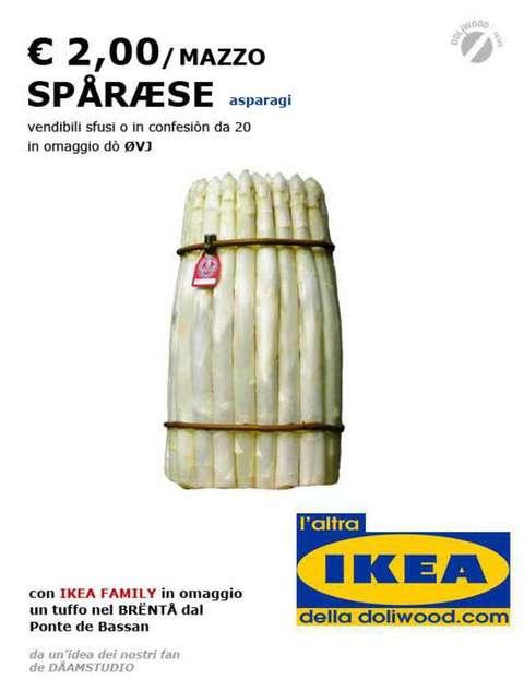 Il catalogo che avrebbe ikea se fosse nata in veneto il - Ikea roma catalogo ...