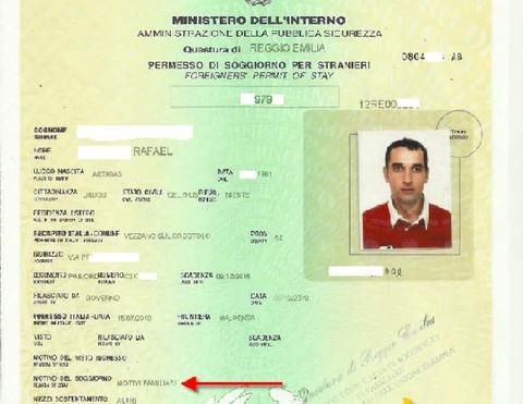 Il permesso di soggiorno al cittadino uruguaiano - Il ...
