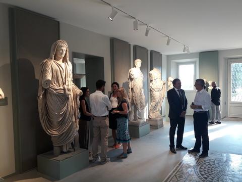 Museo Archeologico Nazionale.Il Nuovo Museo Archeologico Nazionale Di Aquileia Il Gazzettino It