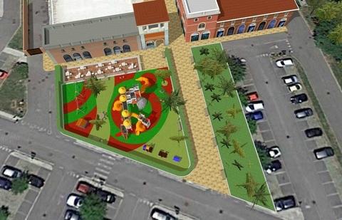 Un nuovo parco giochi al Palmanova Outlet Village - Il Gazzettino.it